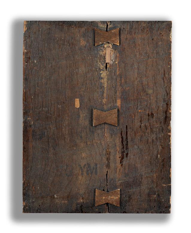 Detailabbildung: Jan Provost, um 1465 Bergen, Wallonien – 1529 Brügge, zug.