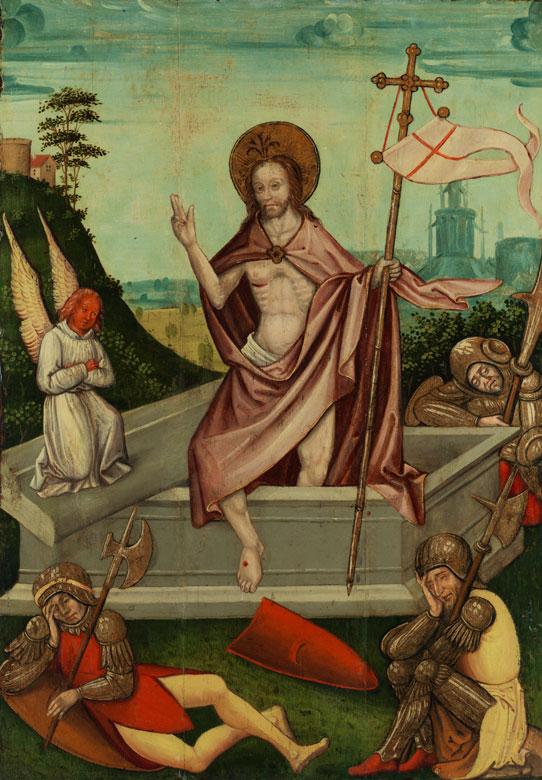 Meister der rheinischen oder niederländischen Schule des 15. Jahrhunderts
