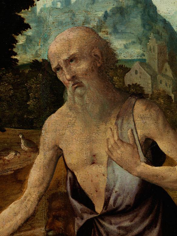 Detailabbildung: Venezianischer Meister des 16. Jahrhunderts