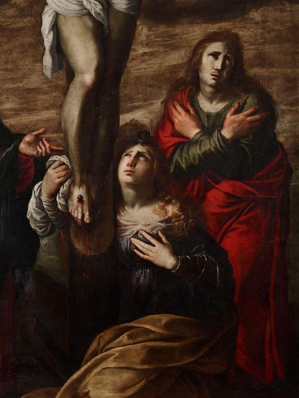 Detailabbildung: Annibale Carracci, 1560 Bologna – 1609 Rom, zug.