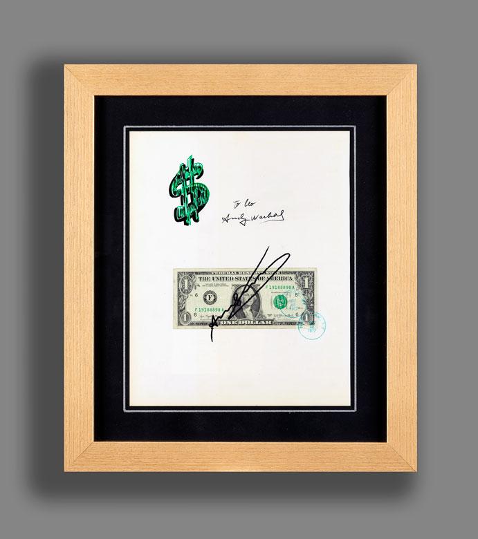 Detailabbildung: Andy Warhol, 1928 Pittsburgh – 1987 New York