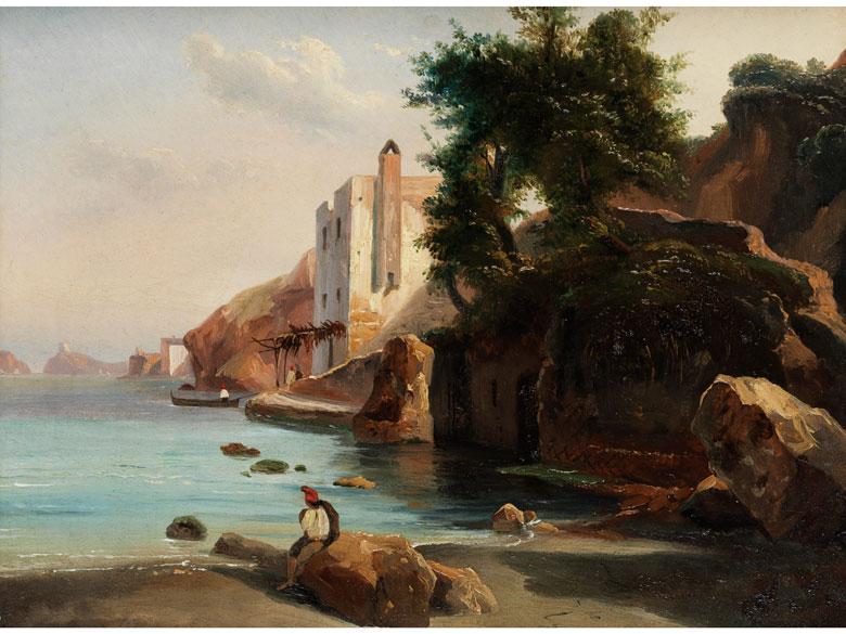Louis Auguste Lapito, 1803 Joinville-le-Pont - 1874 Boulogne-sur-Seine, zug.