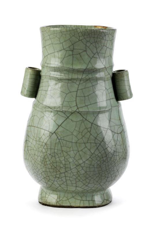 Seladon Hu-Vase