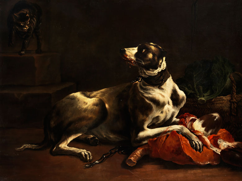 Niederländischer Maler des 17./ 18. Jahrhunderts in Art des Jan Fyt (1611 – 1661)