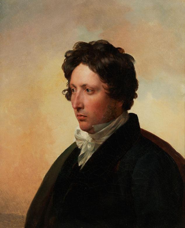 Horace Vernet, 1789 Paris – 1863, zug.