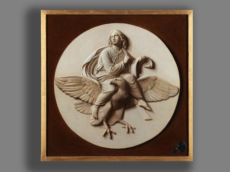 Detailabbildung: Dänischer Künstler des 19. Jahrhunderts
