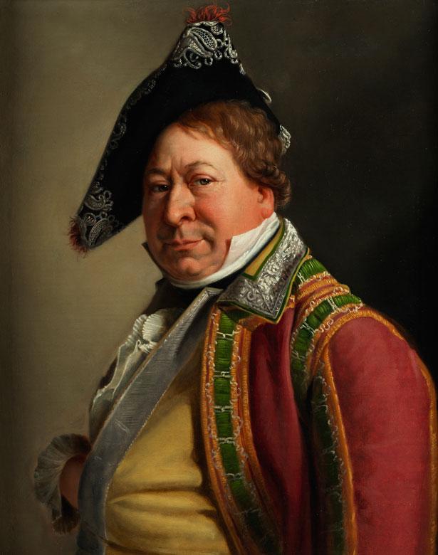 Vicente López Portana, 1772 Valencia – 1850 Madrid, zug.