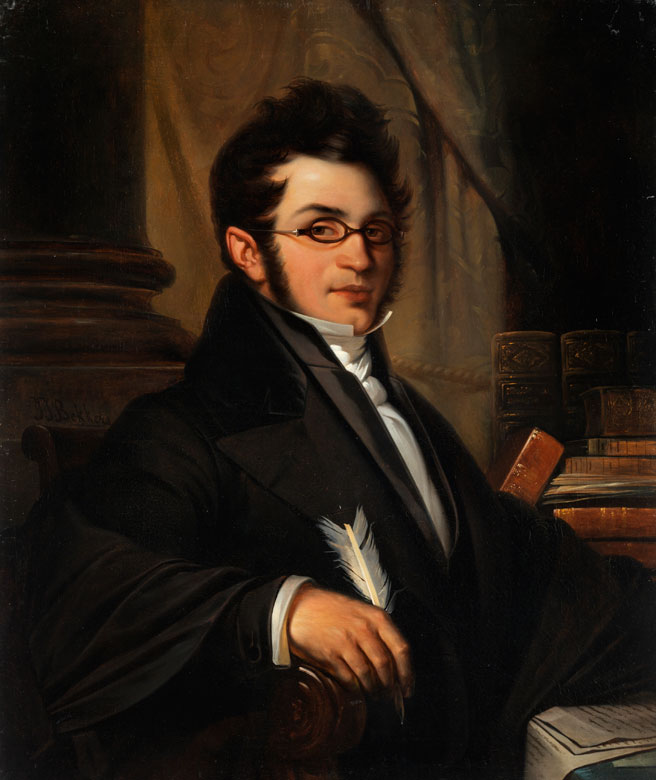 Jean Jacques Bekkers, 1814 – 1872