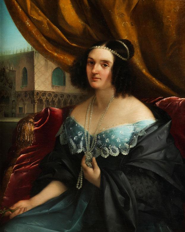 Natale Schiavone, 1777 Chioggia – 1858 Venedig, Nachfolge