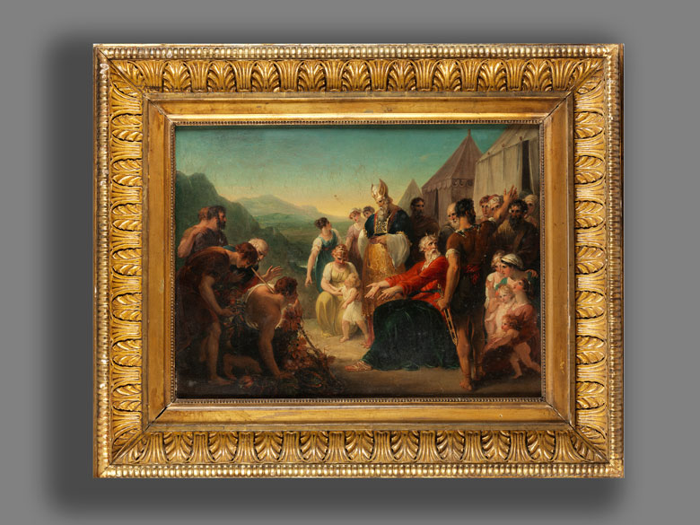 Detailabbildung: Richard Westall, 1765 – 1836
