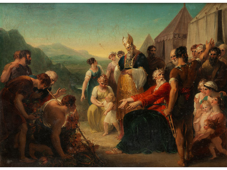 Richard Westall, 1765 – 1836