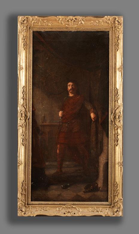 Detailabbildung: Schottisch-englischer Maler des 19. Jahrhunderts