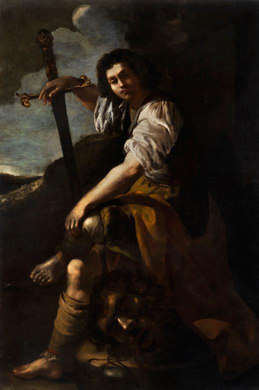 Artemisia Gentileschi, um 1593 - 1652/53, zug.