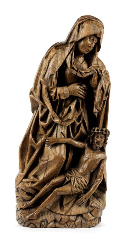 Figurengruppe der Beweinung Christi