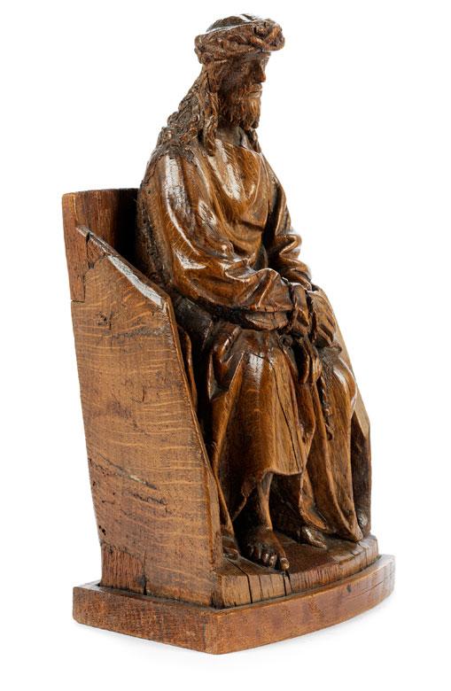 Detailabbildung: Jesus mit Dornenkrone