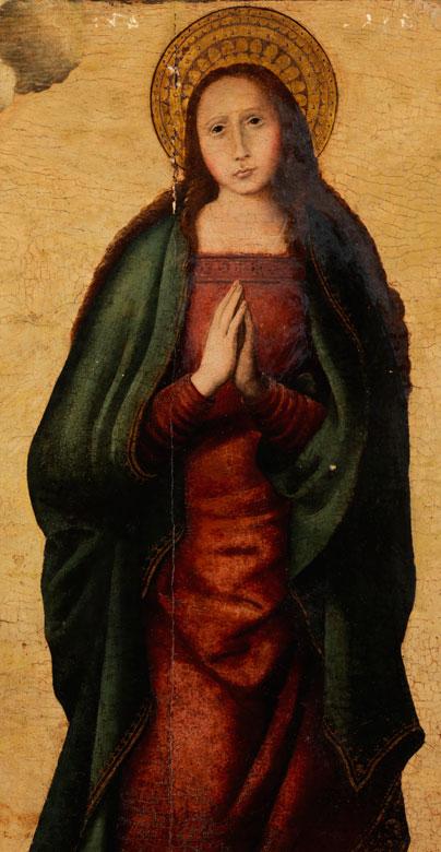 Detailabbildung: Maler des ausgehenden 16. Jahrhunderts