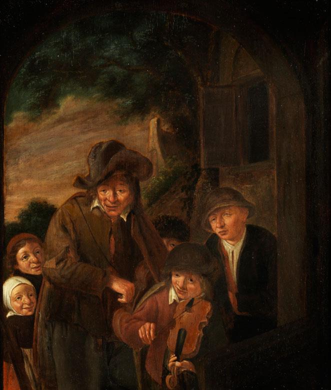 Niederländischer Maler des 17./ 18. Jahrhunderts