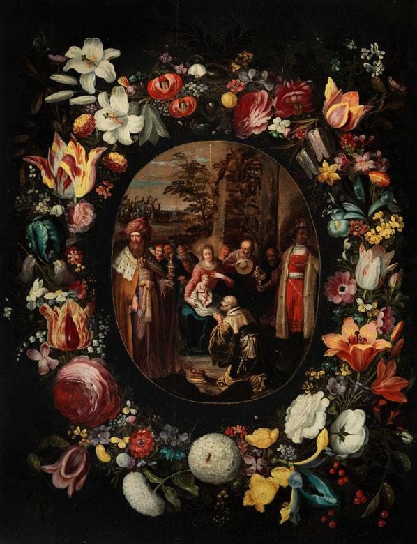 Jan Brueghel d. J. (1601 – 1678) und Werkstatt Frans Francken II (1581 – 1642)