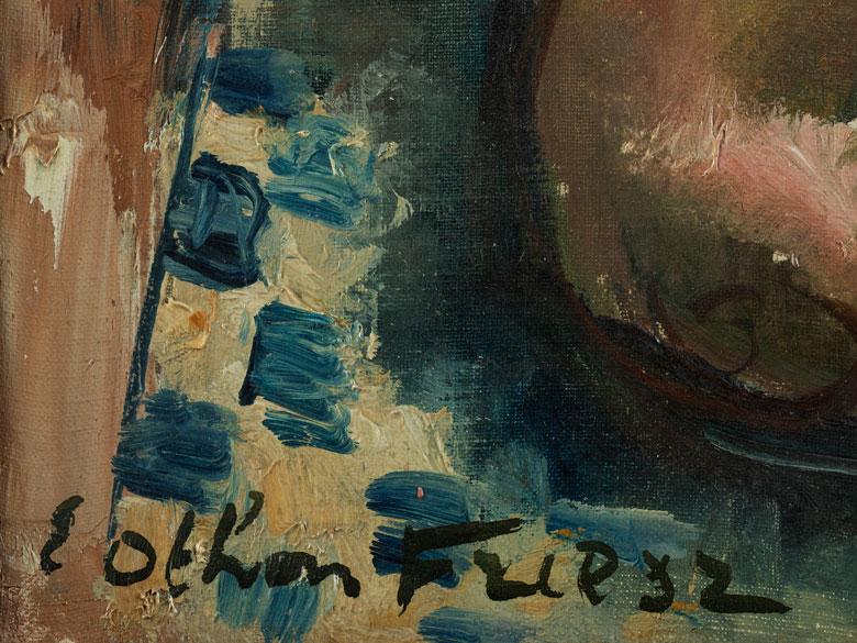 Detailabbildung: Emile Othon Friesz, 1879 Le Havre – 1949 Paris