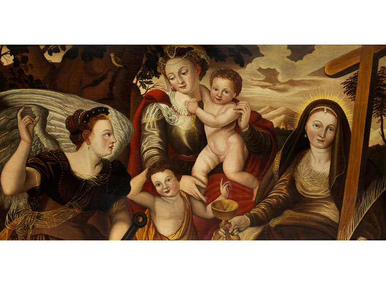 Italienischer Meister der ersten Hälfte des 16. Jahrhunderts