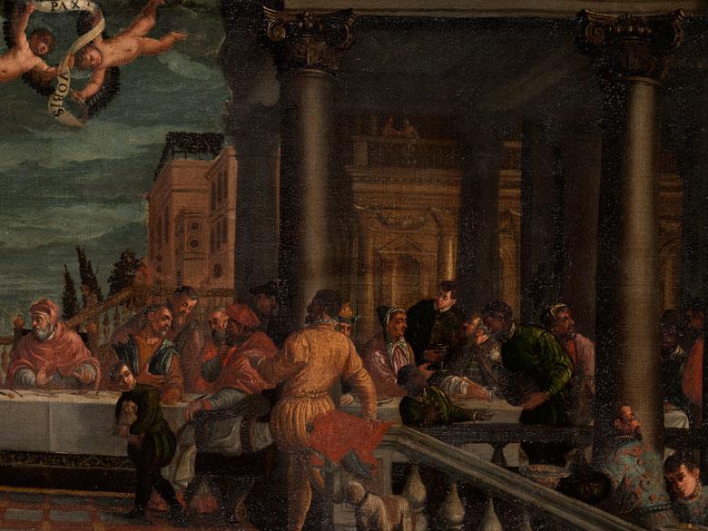 Detailabbildung: Paolo Veronese, 1528 Verona – 1588 Venedig, nach