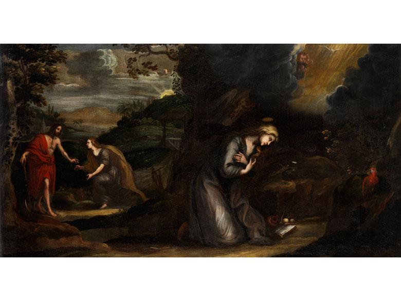 Spanischer Meister des 17. Jahrhunderts