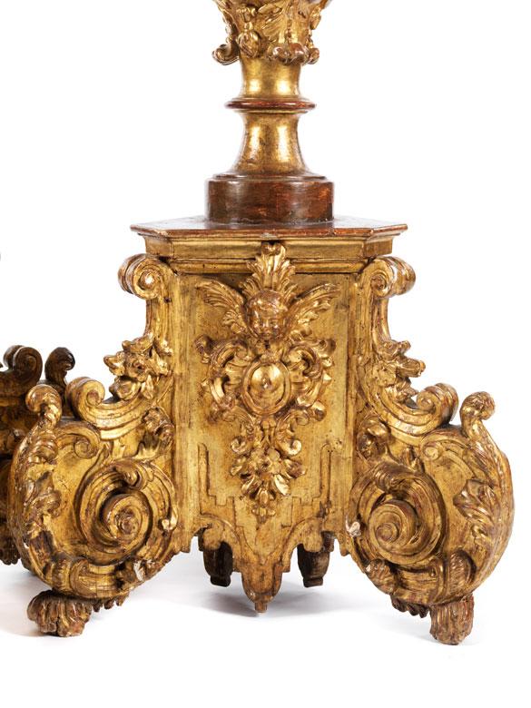 Detailabbildung: Paar Torgère-Leuchter