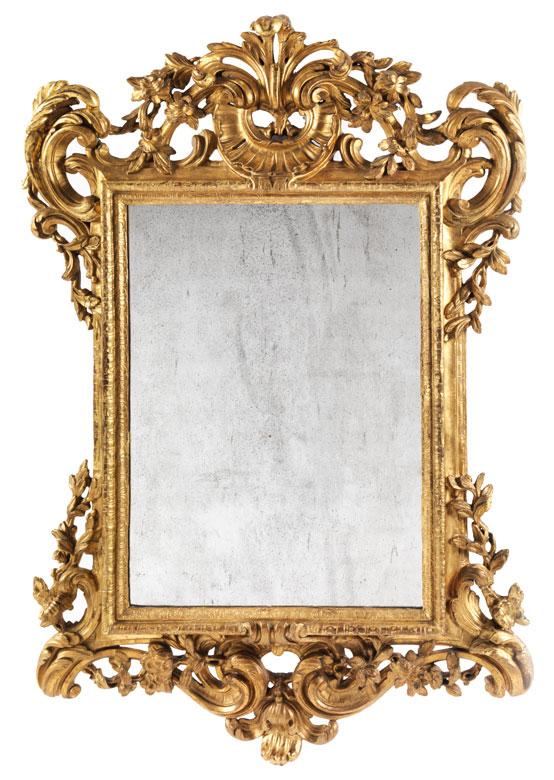 Italienischer Barock-Spiegel