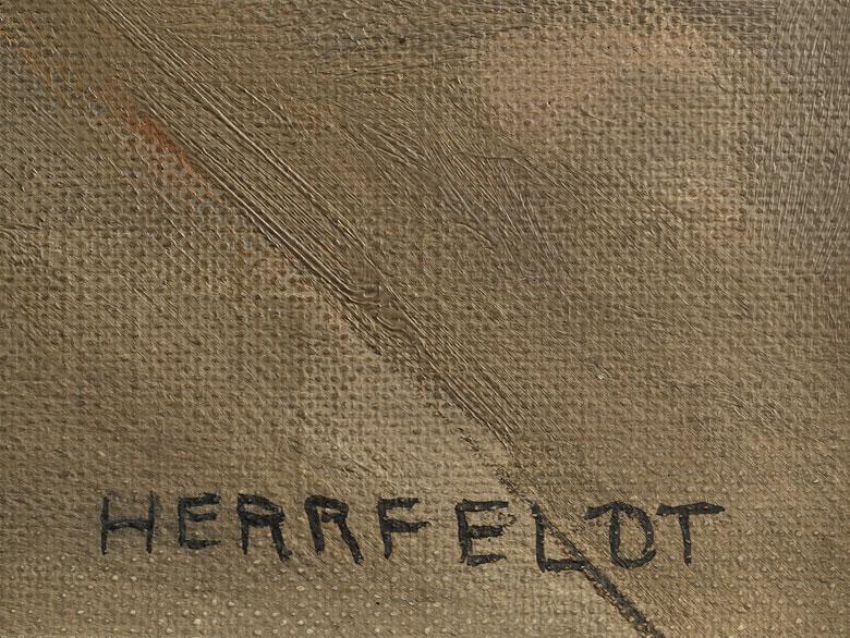 Detailabbildung: Marcel René Herrfeldt, 1889 Paris – 1965 München