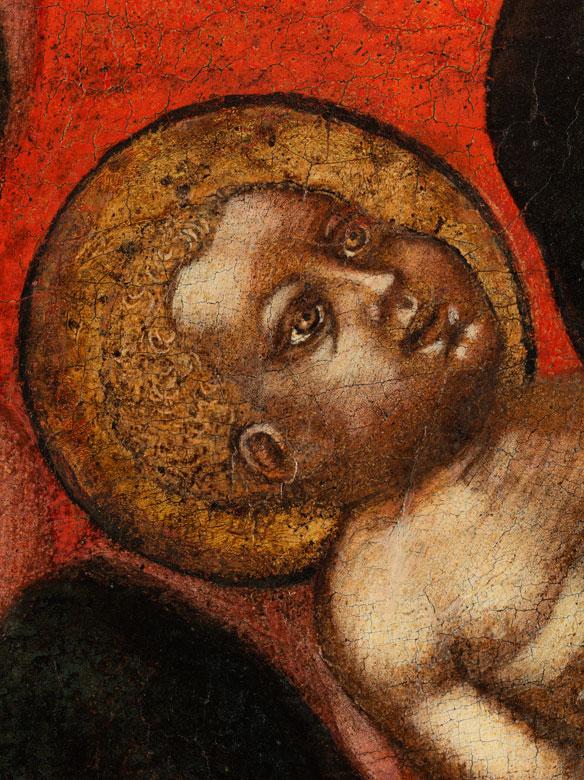 Detailabbildung: Italienischer Maler des 15. Jahrhunderts