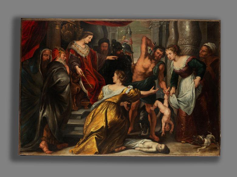 Detailabbildung: Italienischer Meister des 17./ 18. Jahrhunderts