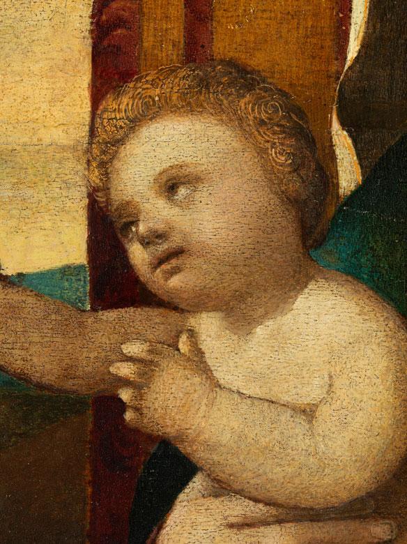 Detailabbildung: Venezianische Schule des 16. Jahrhunderts