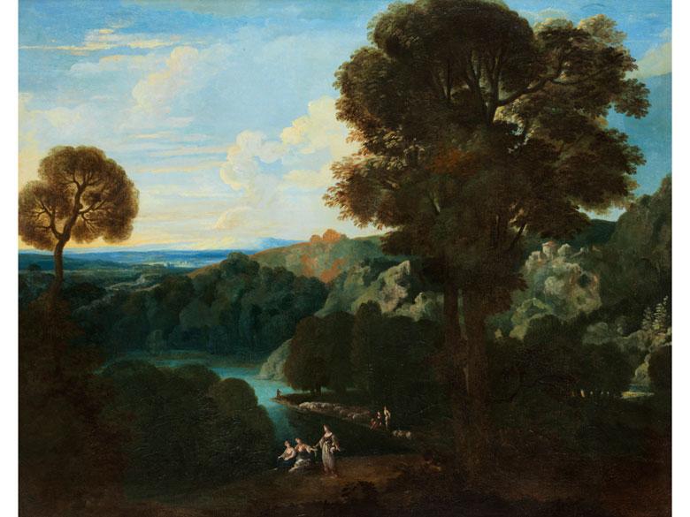 Italienischer Meister des 18. Jahrhunderts