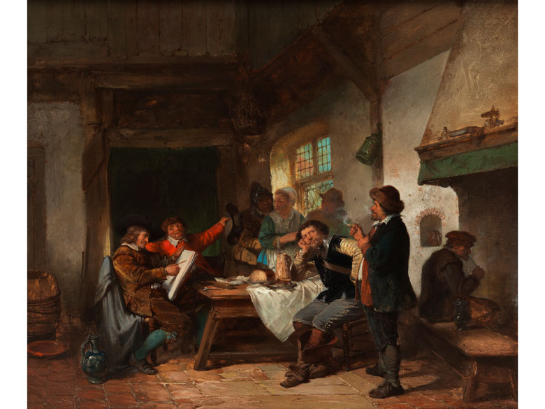 Herman Frederik Carel Ten Kate, 1822 Den Haag – 1891