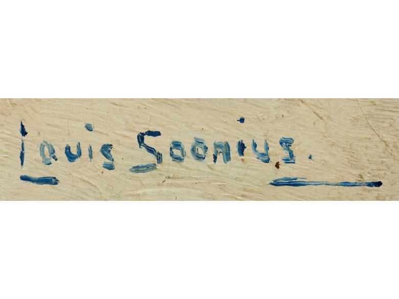 Detailabbildung: Louis Soonius, 1883 – 1956