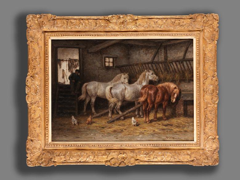 Detailabbildung: Willem Karel Nakken, 1835 – 1926