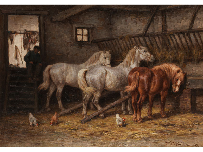 Willem Karel Nakken, 1835 – 1926