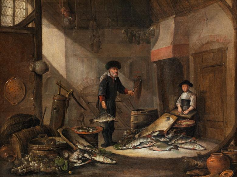 Pieter de Putter, um 1605 Den Haag – 1659 Beverwijk