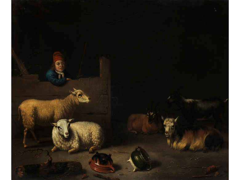 Deutsch-französischer Meister des 17. Jahrhunderts