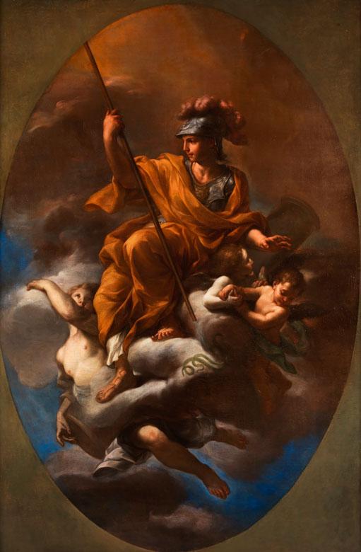 Niccolo Ricciolini, 1687 Rom - nach 1757 (1772?), zug.