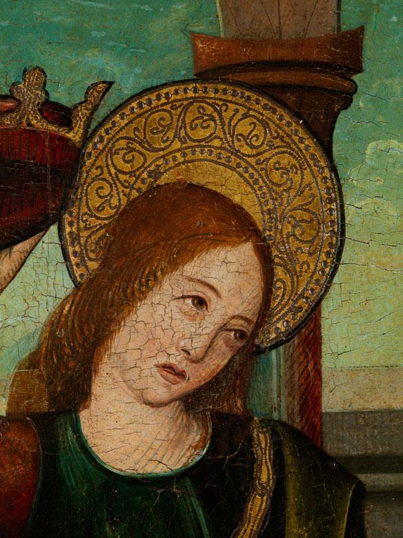 Detailabbildung: Maler des 15. Jahrhunderts