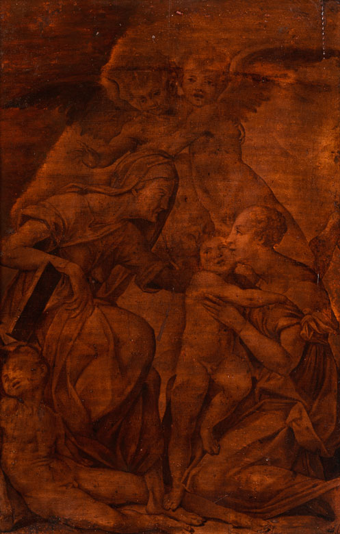 Andrea Sarto, 1486 – 1530/31, Umkreis des