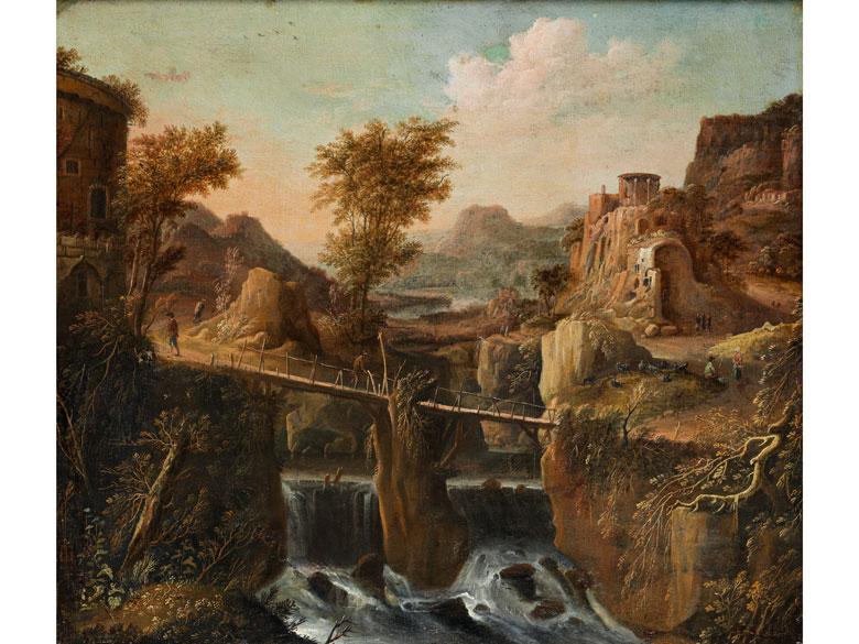 Jan Both, 1618 Utrecht – 1652, Art des