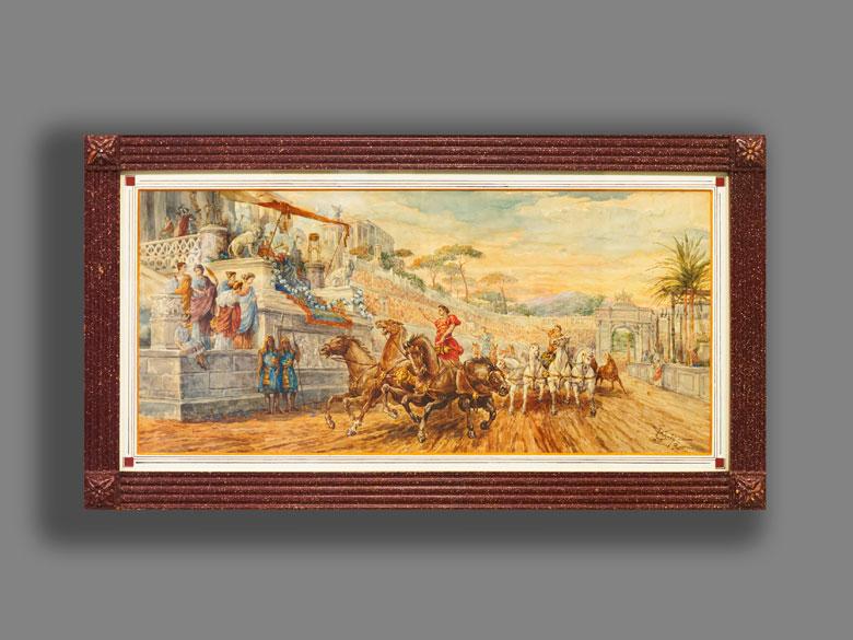 Detailabbildung: Ettore Forti, tätig 1880 – 1920