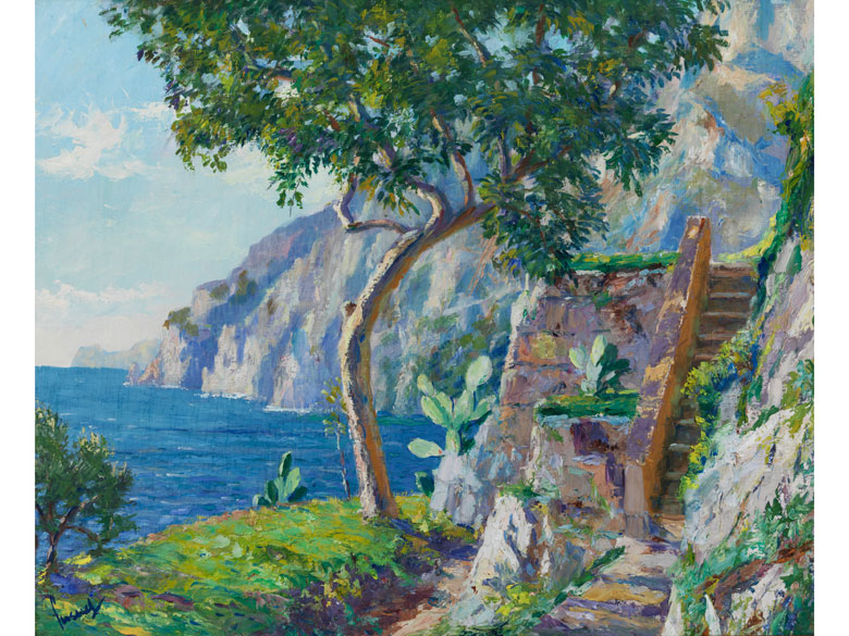 Edward Cucuel, 1875 San Francisco – 1954 Pasadena/ Kalifornien
