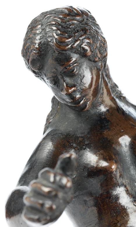 Detailabbildung: Andrea Riccio, um 1471 - 1532 Padua, zug.