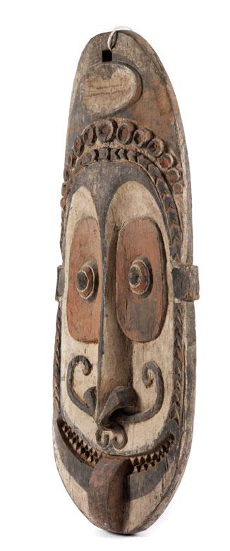 Papua-Hausmaske