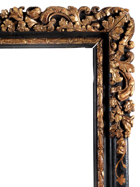 Detailabbildung: Sehr großer venezianischer Barock-Rahmen