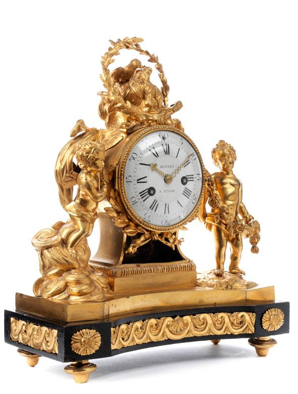 Louis XV-Pendule