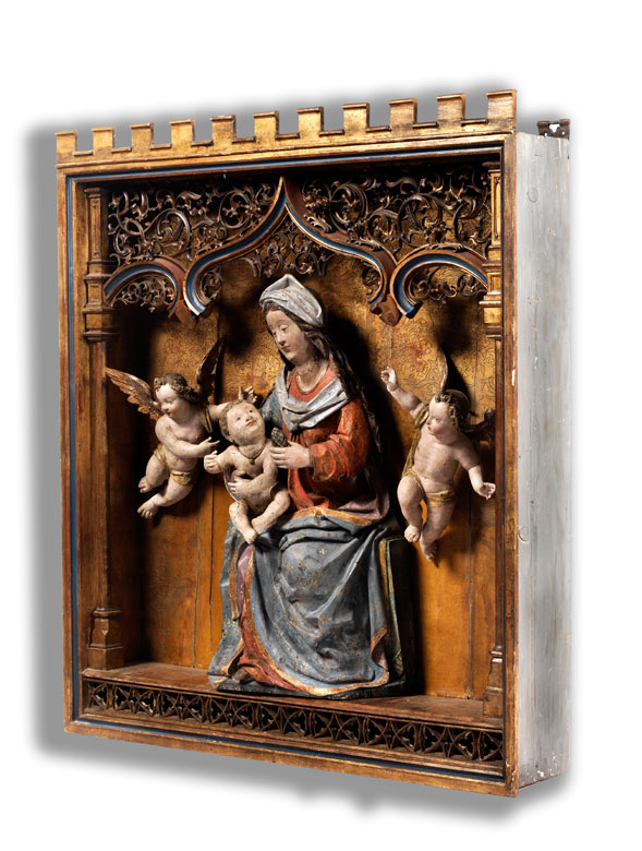 Detailabbildung: Altar